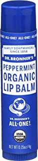 product image for Dr. Bronner's Organic Lip Balm Peppermint 0.15 oz