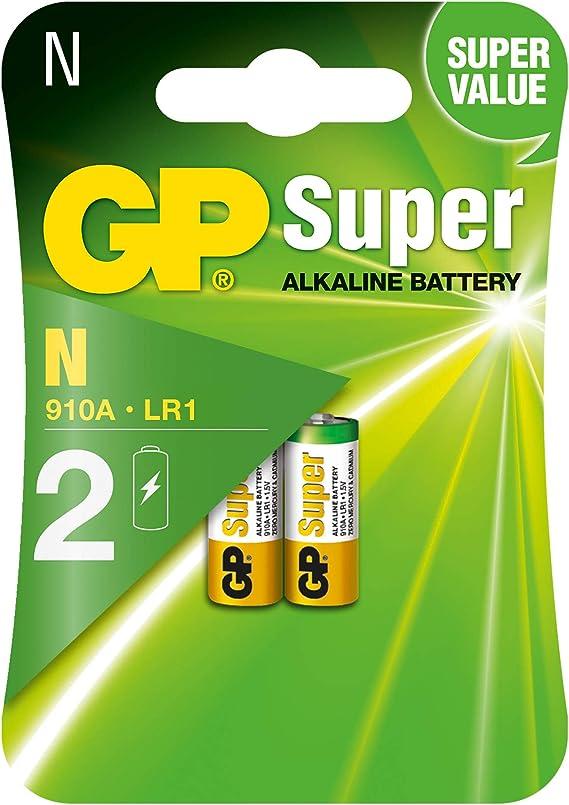 PKCELL 3 blistercard a 2 piece 6 x lr1//N//Lady 1,5v Alkaline Battery