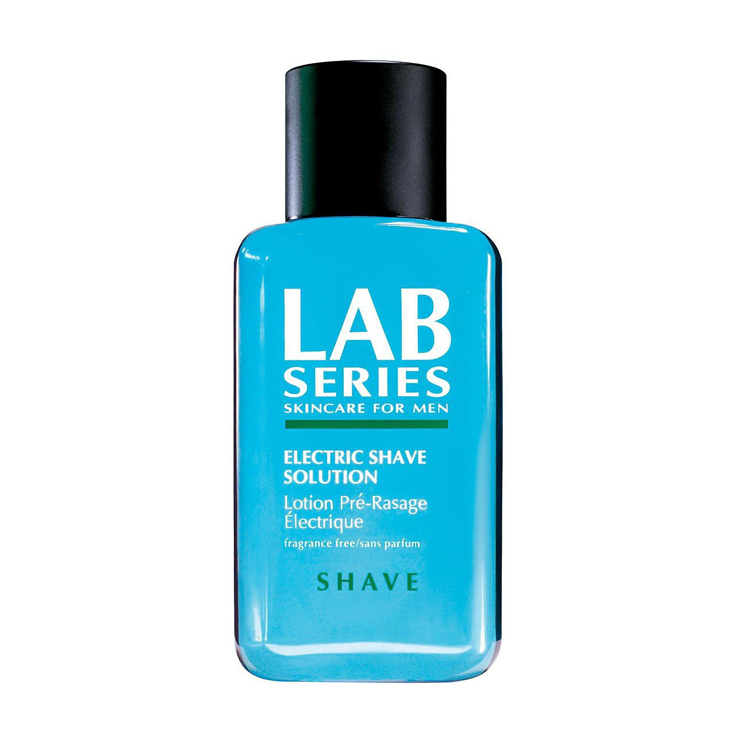 Lab Series Men's Electric Shave Solution No Color Hair Removal 2EEM-01 26733_-100 ml