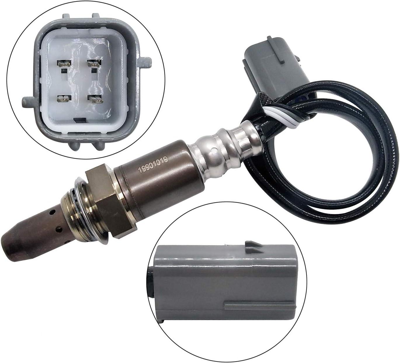 MAXFAVOR 2Pcs Oxygen Sensor Upper Replacment for O2 Sensor Nissan Frontier Pathfinder Xterra Equator 4.0L 234-9036 X2 02 Sensor