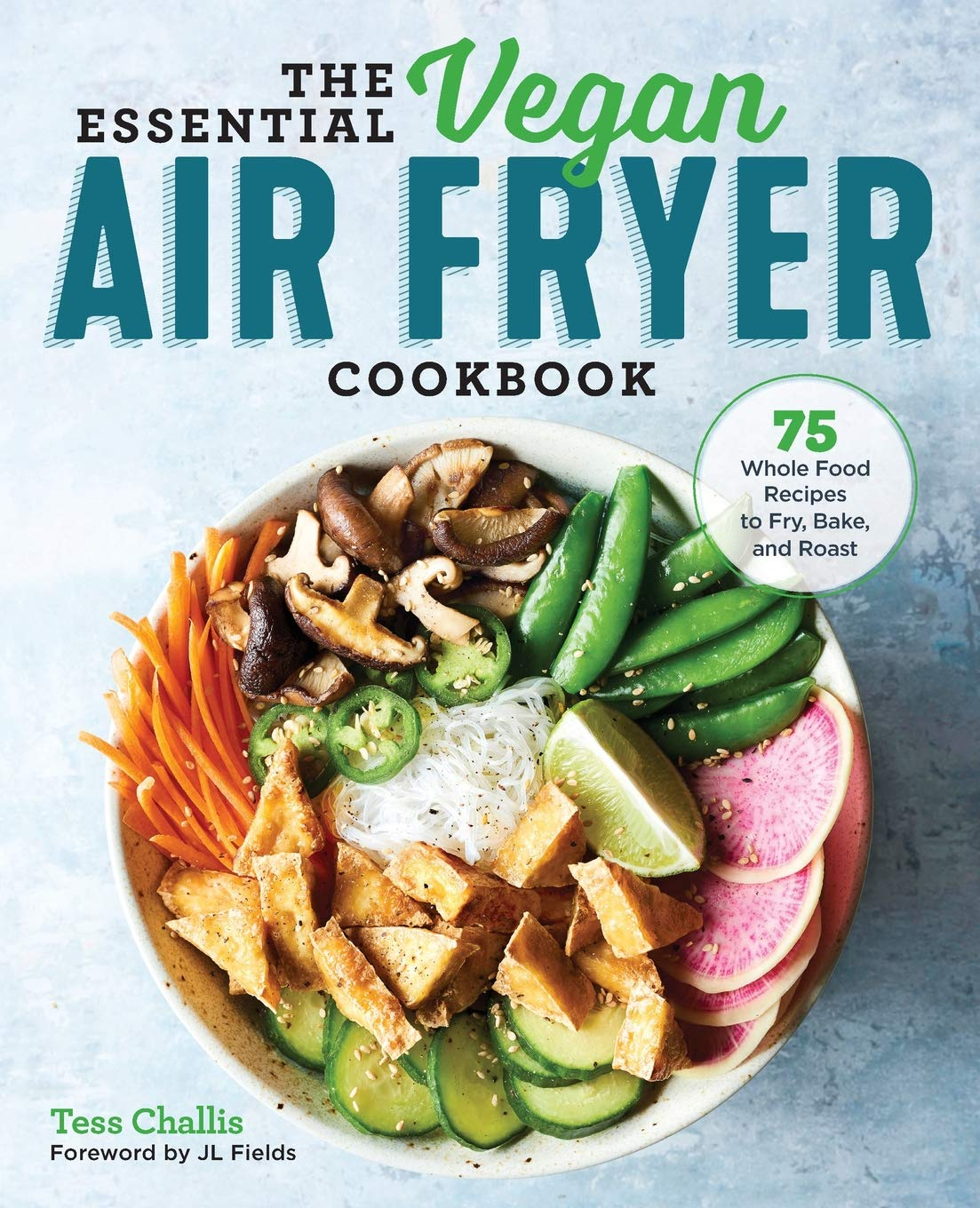 air fryer plant based diet