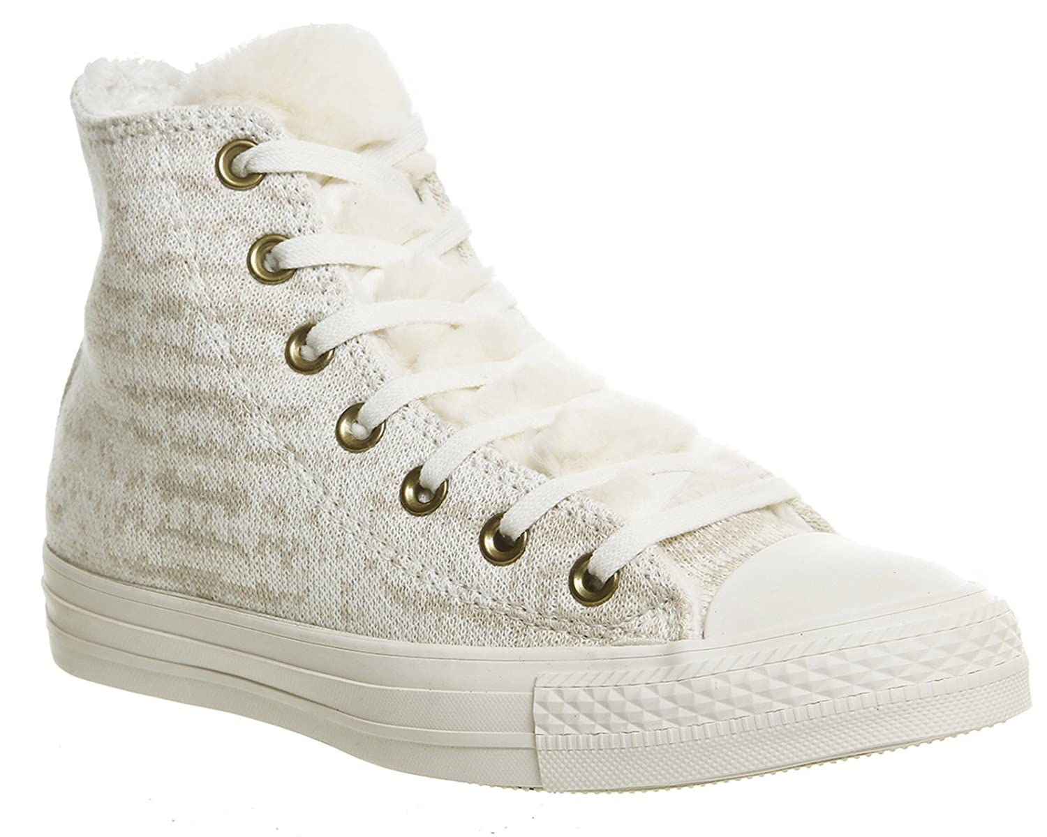 Converse Chuck Taylor All Star Winter Knit High Top womens fashion-sneakers  553360C 85%