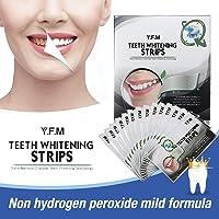 Tiras de Blanqueamiento Dental, Tiras Blanqueadoras, Y.F.M Kit