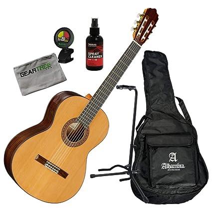 Amazon.com: Alhambra LR4 Pepe Toldo Solid Cedar Top ...