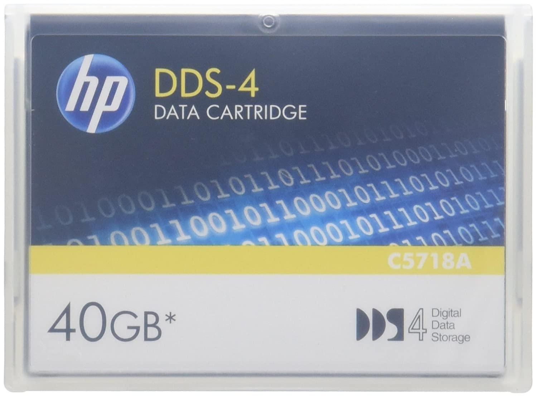 HP HEWC5718A DAT DDS-4 Data Cartridge SP Richards HI
