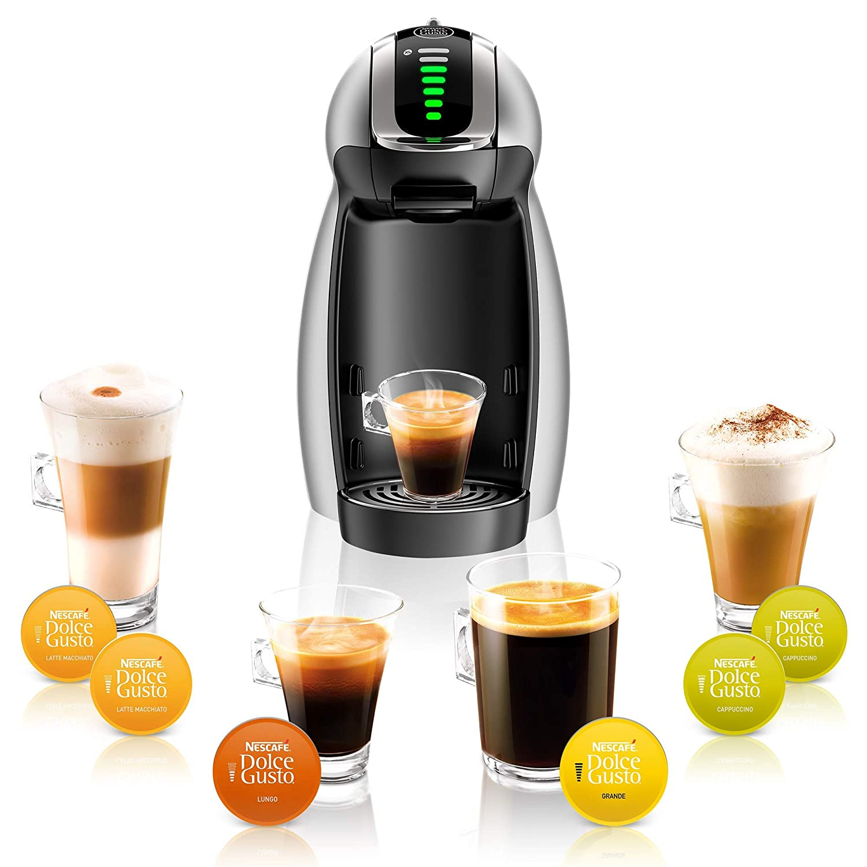 Amazon.com: Nescafe Dolce Gusto Máquina de café (Renovado ...