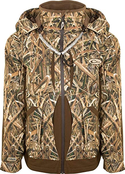 89e4bb8504c9b Image Unavailable. Image not available for. Color: Drake Waterfowl Guardian  Flex Full Zip Jacket - Insulated ...