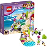 LEGO Friends 41306 - Set Costruzioni Lo Scooter da Spiaggia di Mia