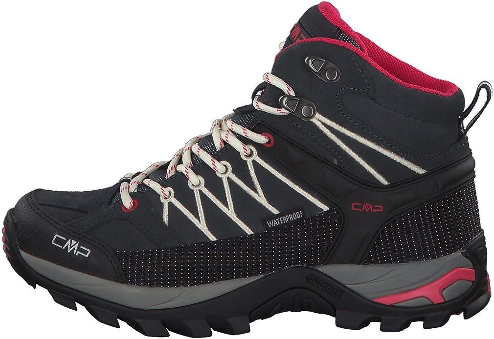 CMP Rigel Mid, Zapatos de High Rise Senderismo para Mujer: Amazon.es: Zapatos y complementos