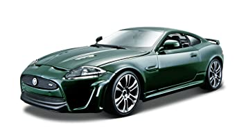 Bburago B18 25118 1:24 Scale To Build A Highly Detailed Jaguar Xkr