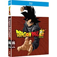 Deals on Dragon Ball Super: Part Five Blu-ray