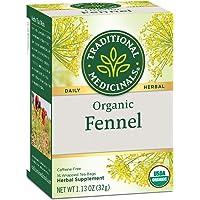 Traditional Medicinals Fennel Tea, 24.09g