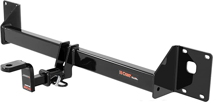 CURT 11070 Class 1 Trailer Hitch with Ball Mount 1-1//4-Inch Receiver 1-1//4 for for Select Volkswagen Jetta