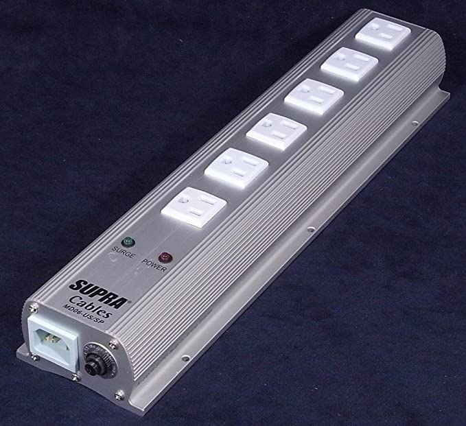Review Supra Cables Mains Block