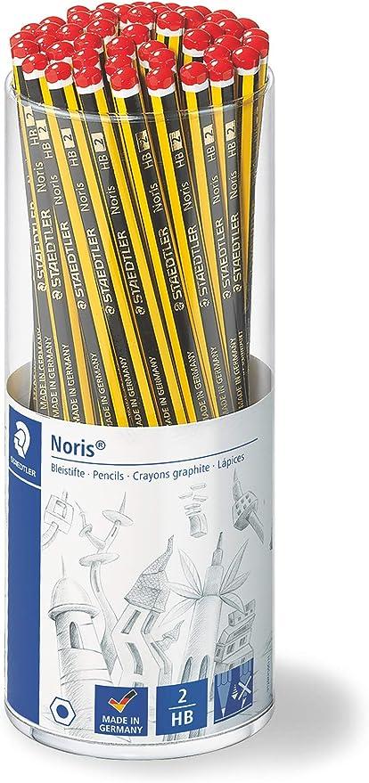 Staedtler Noris confezione da 50 Pot de 50 Matita HB2