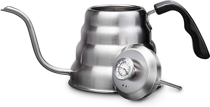 UNOSTYLEZ Pour Over Tea Kettle Pot