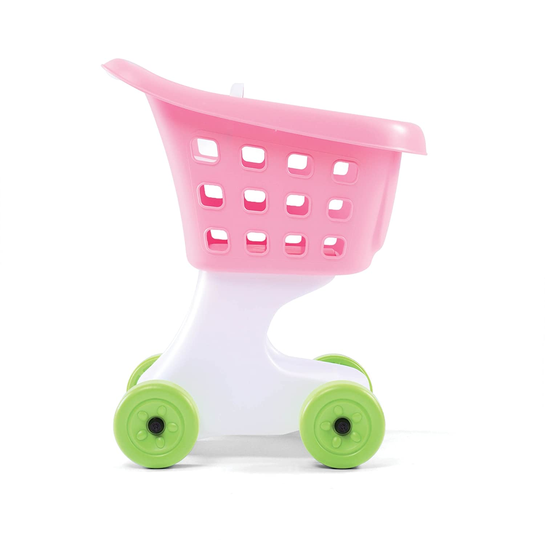 Amazon.com: Step2 Little Helper\'s Shopping Cart-Pink: Toys & Games