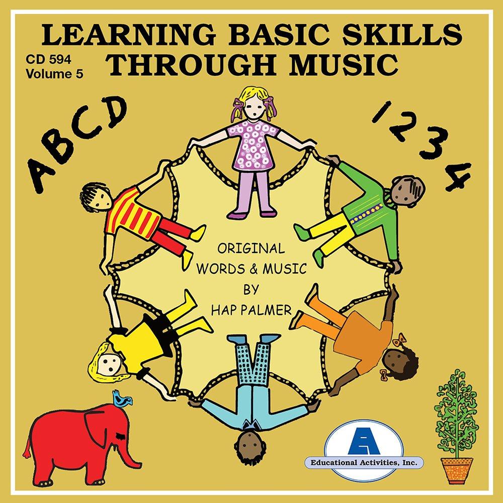 Learning Basic Skills Through Music, Vol. 5