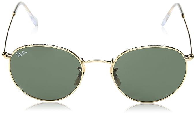 20640347667 Ray-Ban Unisex Sunglasses Round Metal  Rayban  Amazon.co.uk  Clothing