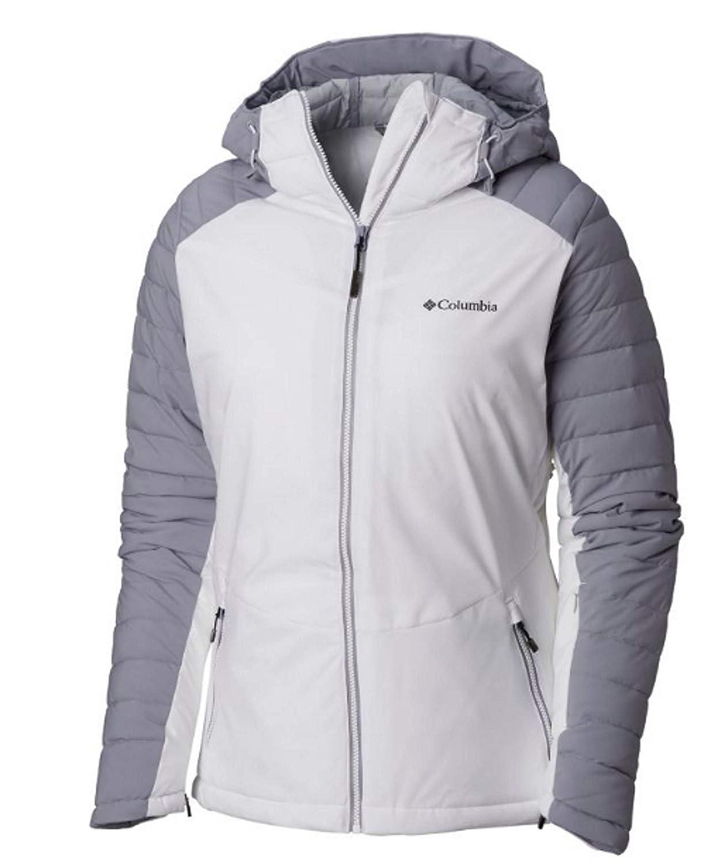 Columbia Whistler Peak Chamarra de esquí de Invierno con Capucha térmica Omni para Mujer Grande: Amazon.es: Deportes y aire libre