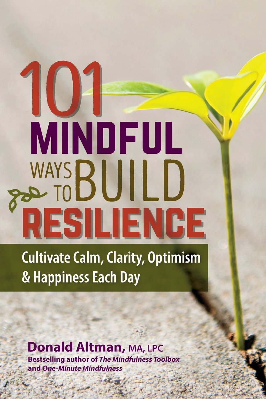 101 Mindful Ways to Build Resilience: Cultivate Calm, Clarity, Optimism & Happiness Each Day pdf