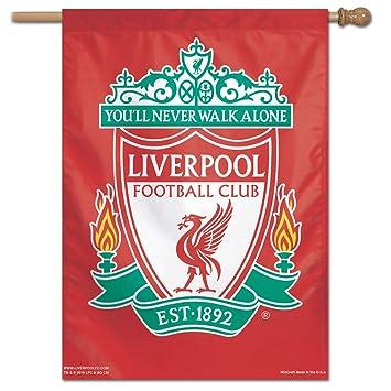 Wincraft Liverpool FC vertical Banner bandera