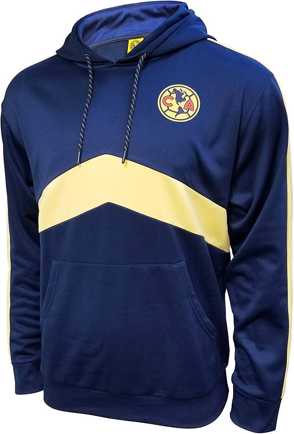 Icon Sports Men Club America Officially Licensed Soccer T-Shirt Cotton Tee 04