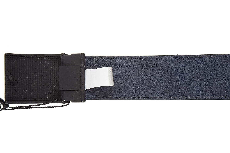 144299fcca1 Emporio Armani EA7 ceinture homme raccourcie réversible train core noir   Amazon.fr  Vêtements et accessoires