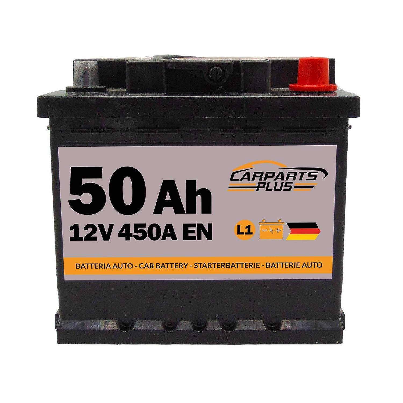 CARPARTS PLUS L371CARPARTS Batteria L3B 71ah 640A 12V Polo DX