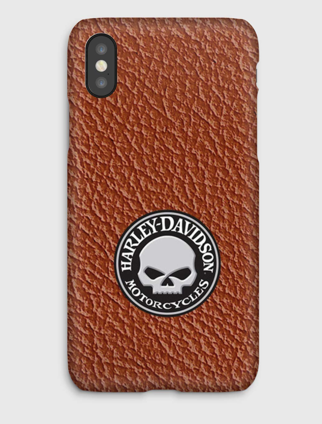 Cover iPhone X,XS,XS Max,XR, 8, 8+, 7, 7+, 6S, 6, 6S+, 6+, 5C, 5, 5S, 5SE, 4S, 4, Just in Harley Davidson