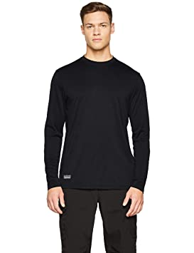 b70d78a7 Under Armour Men's Tactical Ua Tech Long Sleeve T-Shirt for Men Gym Clothes  with a Comfortable Fit