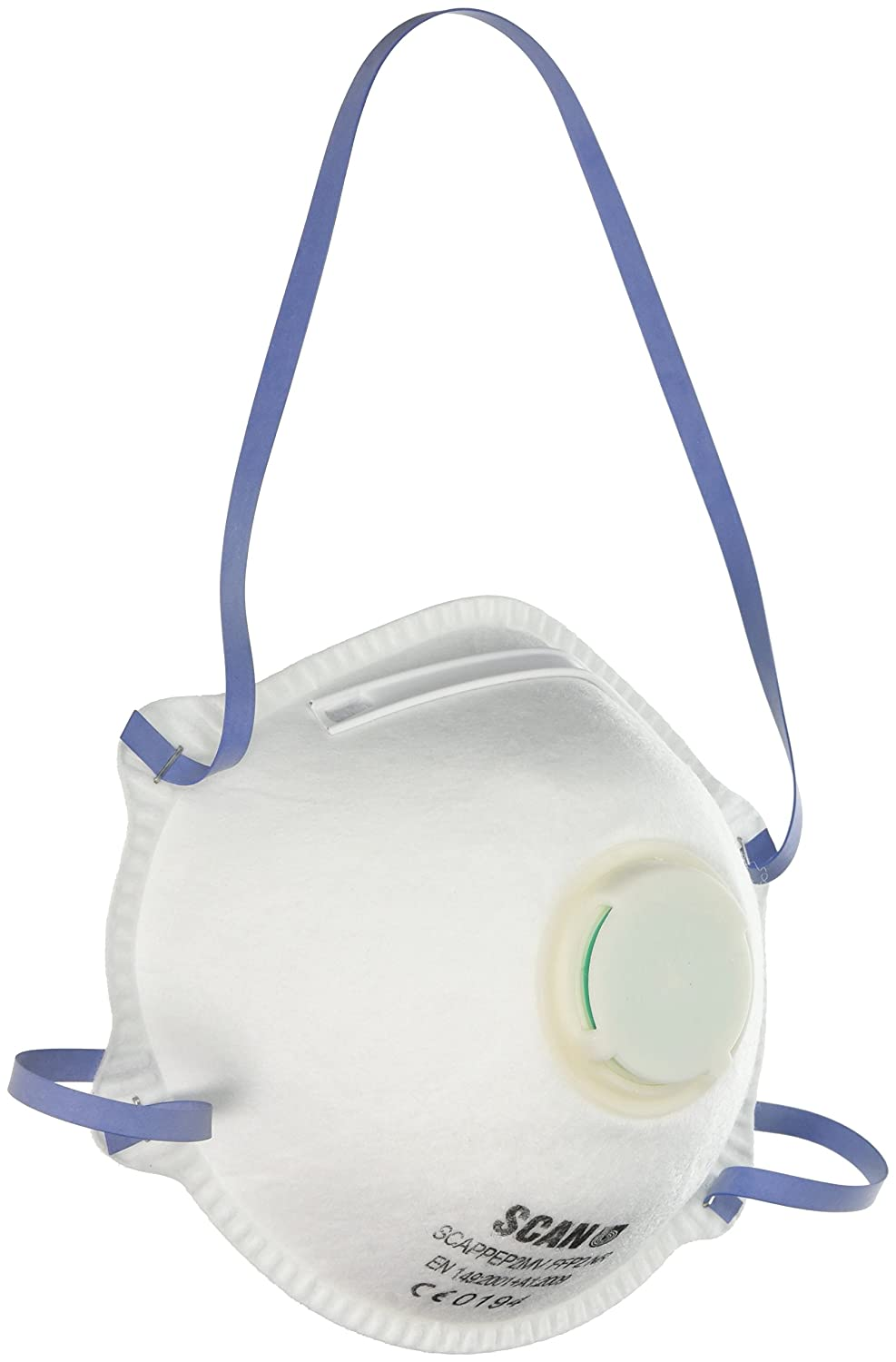 Scan PPEP2FF FFP2 Protection Fold Flat Disposable Mask