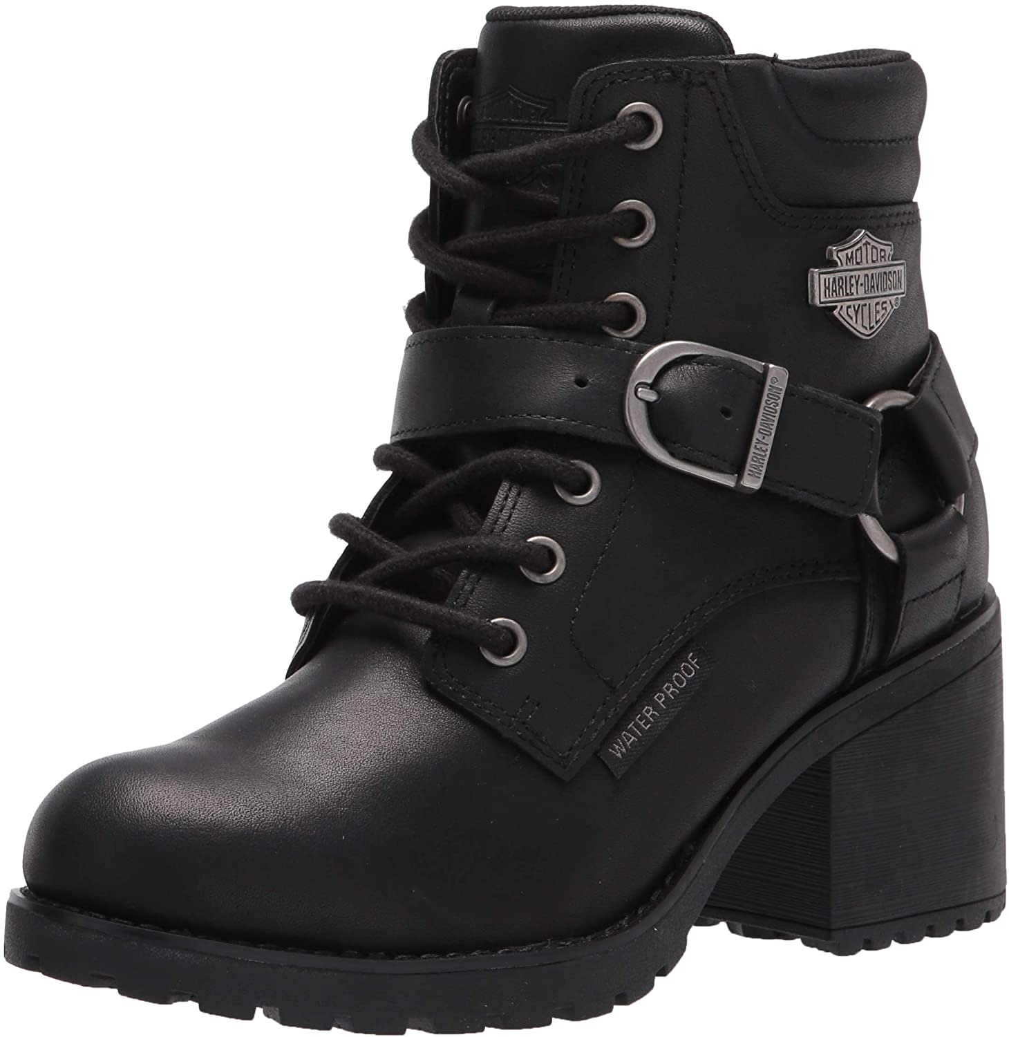"Harley-Davidson Howell 5"" Lace Women's"