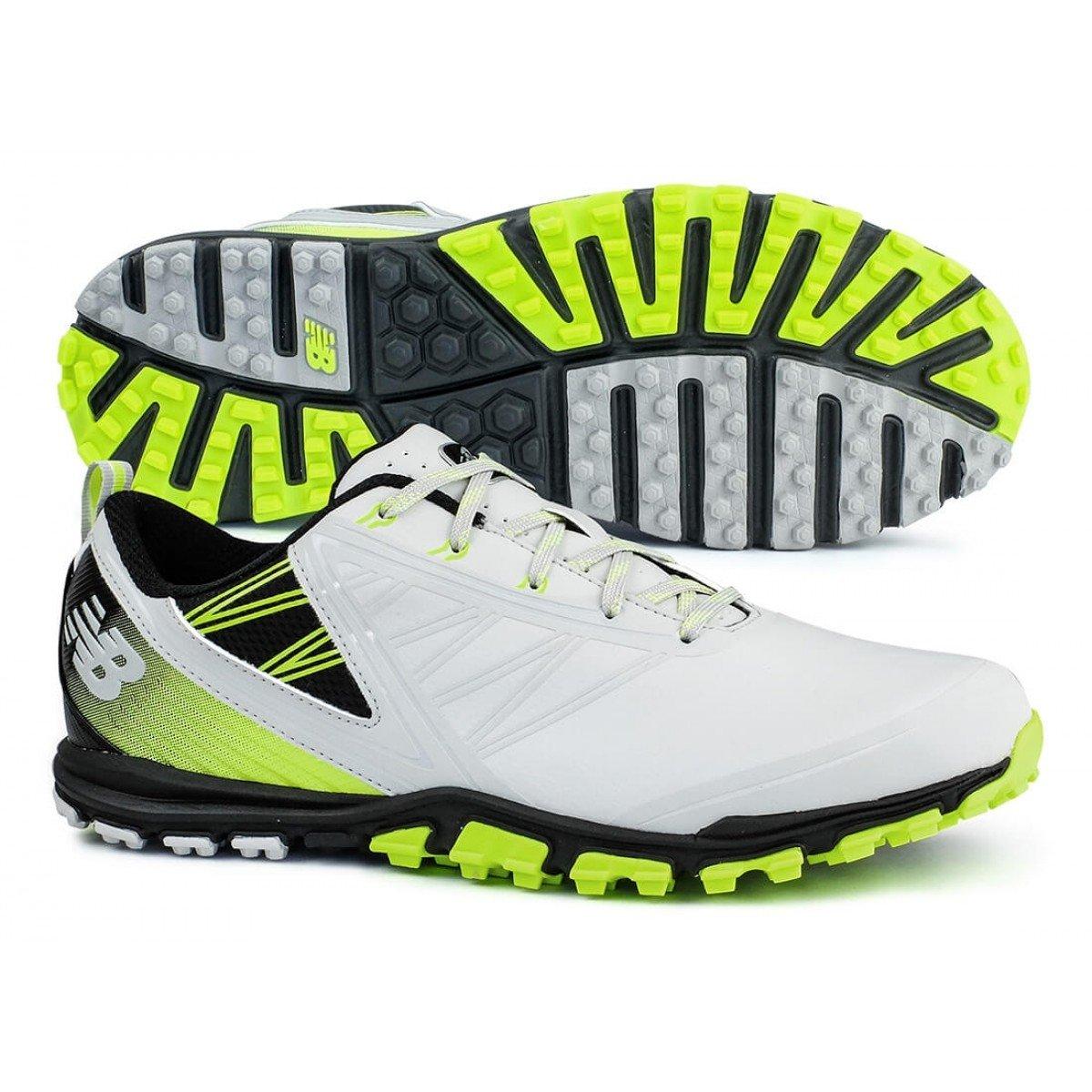 e46fd610 New Balance Men's Minimus SL Waterproof Spikeless Comfort Golf Shoe