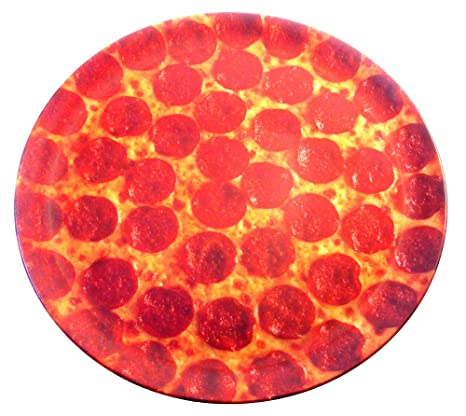 Amazon.com: Platos de pizza: Kitchen & Dining