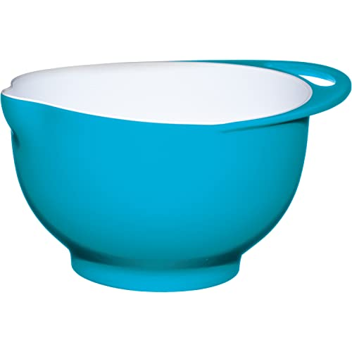 Colourworks Turquoise Blue Melamine Mixing Bowl