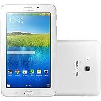 Samsung Galaxy Tab E 7.0 3G - Tablet, Android 4.4, Design compacto, leve com acabamento premium, processador Quad Core de 1.3GHz, Branco