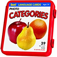 PlayMonster 974 Lauri Photo Language Cards - Categories