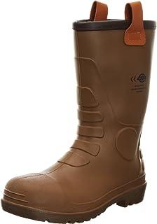 4e1d71b9914 Blackrock SF01B Fur Lined Safety Rigger Boot (Black) S1-P SRC,5 UK ...