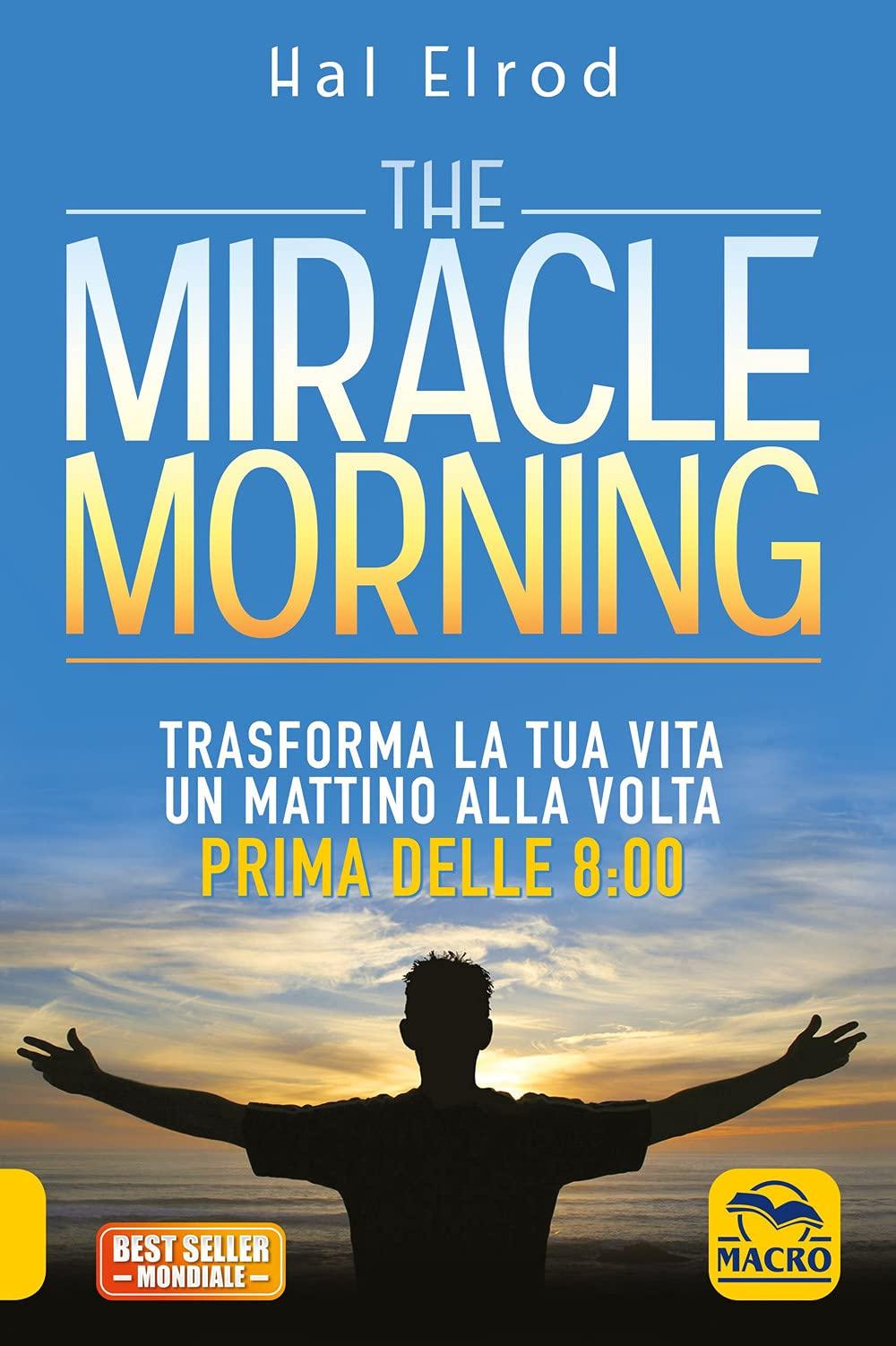Copertina Libro The miracle morning