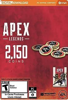 Amazon com: Apex Legends - 1,000 Apex Coins [Online Game Code