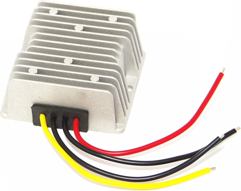 DC 24V Stepdown to DC 15V 10A 150W Converter Regulator Car Power Supply Adaptor