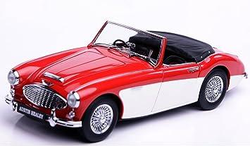 Austin Healey 3000 Mki Diecast Model Car Toys Games