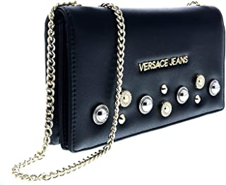 VERSACE JEANS woman clutch bag E3VTBP44 BLACK UNICA Nero