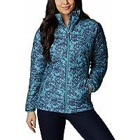 Columbia Chaqueta Impermeable para Mujer, Powder Lite Jacket