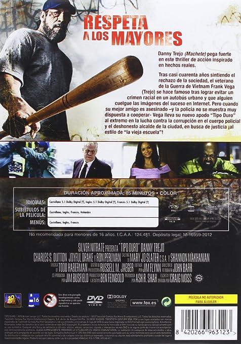 Tipo Duro [DVD]: Amazon.es: Danny Trejo, Ron Perlman, Charles S. Dutton, Craig Moss: Cine y Series TV