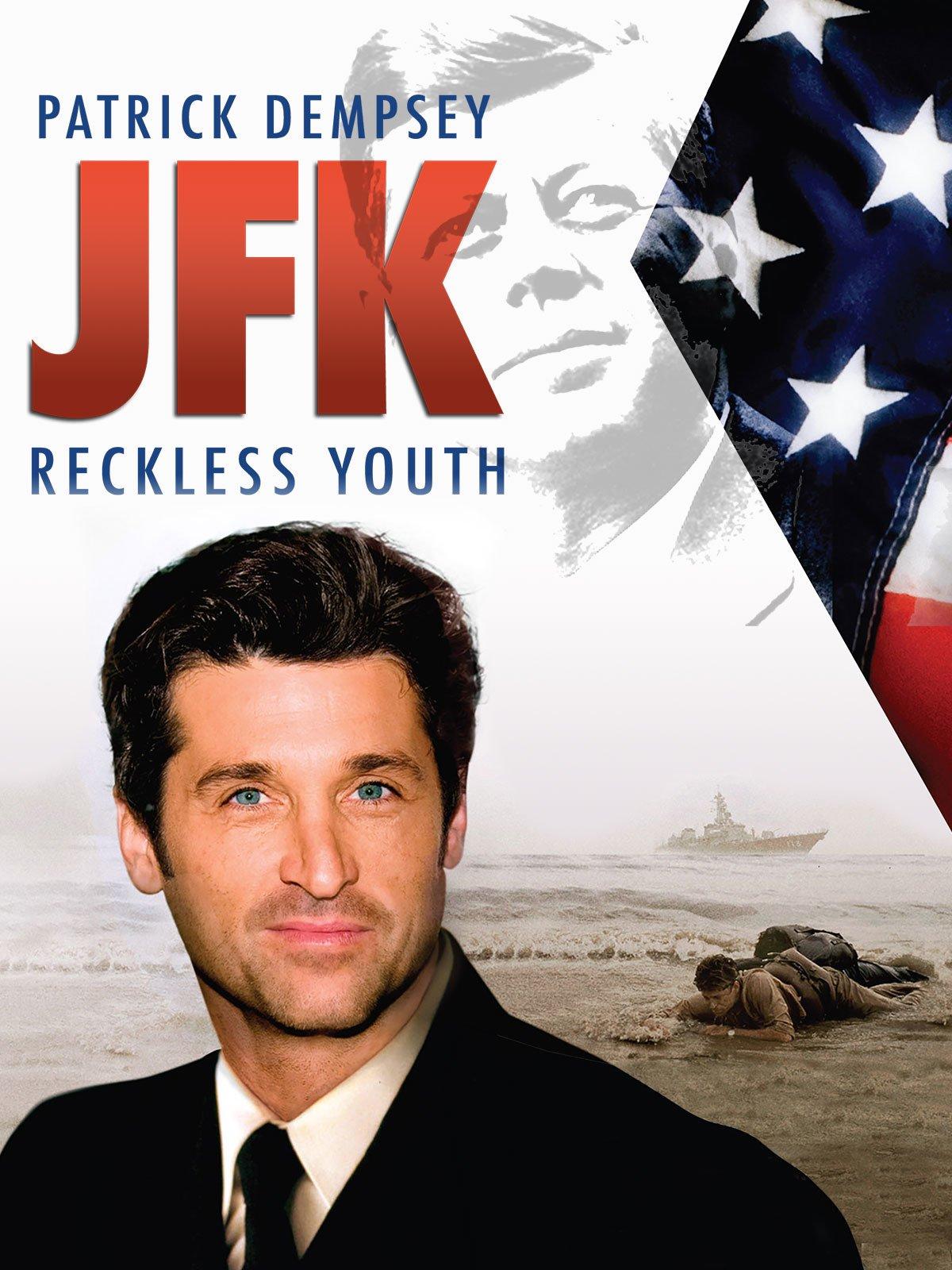 Amazoncom Jfk Reckless Youth Patrick Dempsey Terry Kinney