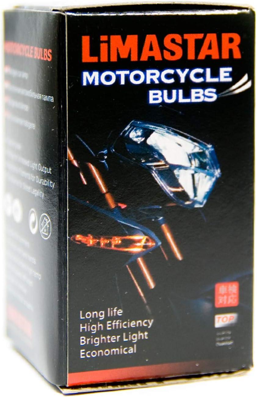 2 X Birnen P26s S3 Motorrad Halogen Lampen Glühbirnen 3200k 35w Weiß 12v Auto