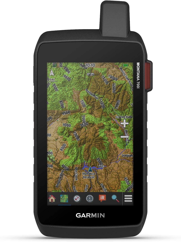 Garmin Montana 700i Rugged GPS