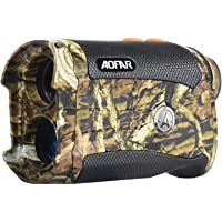 AOFAR Range Finder for Hunting Archery H2 1000 Yards Shooting Wild Waterproof Coma Rangefinder, 6X 25mm, Range and Bow Mode, Free Battery Gift Package